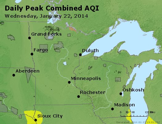 Peak AQI - http://files.airnowtech.org/airnow/2014/20140122/peak_aqi_mn_wi.jpg