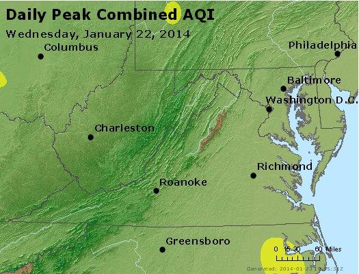 Peak AQI - http://files.airnowtech.org/airnow/2014/20140122/peak_aqi_va_wv_md_de_dc.jpg