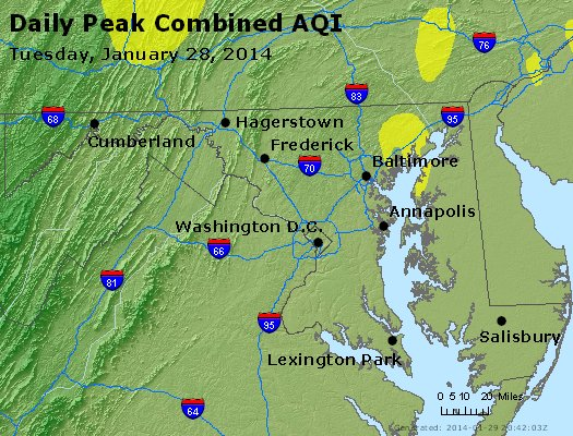 Peak AQI - http://files.airnowtech.org/airnow/2014/20140128/peak_aqi_maryland.jpg