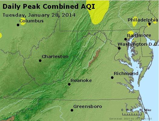 Peak AQI - http://files.airnowtech.org/airnow/2014/20140128/peak_aqi_va_wv_md_de_dc.jpg