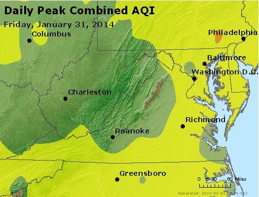 Peak AQI - http://files.airnowtech.org/airnow/2014/20140131/peak_aqi_va_wv_md_de_dc.jpg