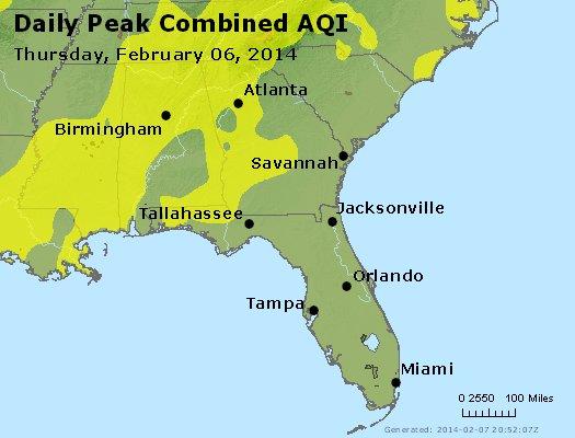 Peak AQI - http://files.airnowtech.org/airnow/2014/20140206/peak_aqi_al_ga_fl.jpg