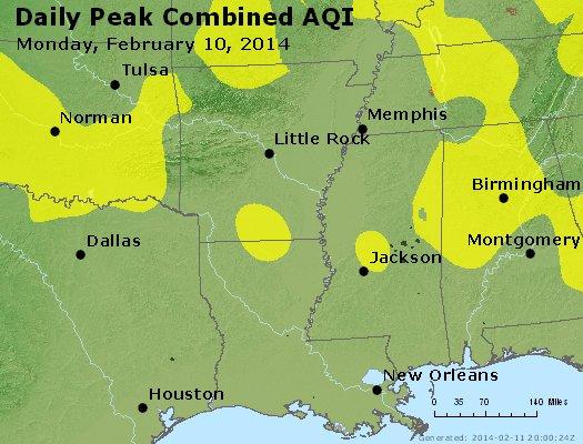 Peak AQI - http://files.airnowtech.org/airnow/2014/20140210/peak_aqi_ar_la_ms.jpg
