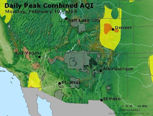 Peak AQI - http://files.airnowtech.org/airnow/2014/20140210/peak_aqi_co_ut_az_nm.jpg