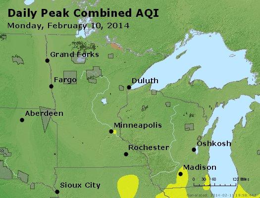 Peak AQI - http://files.airnowtech.org/airnow/2014/20140210/peak_aqi_mn_wi.jpg