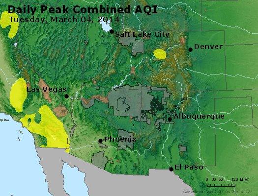 Peak AQI - http://files.airnowtech.org/airnow/2014/20140304/peak_aqi_co_ut_az_nm.jpg