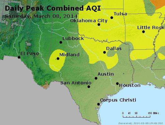 Peak AQI - http://files.airnowtech.org/airnow/2014/20140308/peak_aqi_tx_ok.jpg