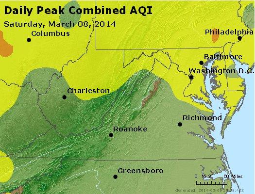 Peak AQI - http://files.airnowtech.org/airnow/2014/20140308/peak_aqi_va_wv_md_de_dc.jpg