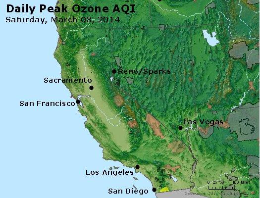 Peak Ozone (8-hour) - http://files.airnowtech.org/airnow/2014/20140308/peak_o3_ca_nv.jpg