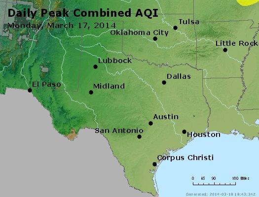 Peak AQI - http://files.airnowtech.org/airnow/2014/20140317/peak_aqi_tx_ok.jpg