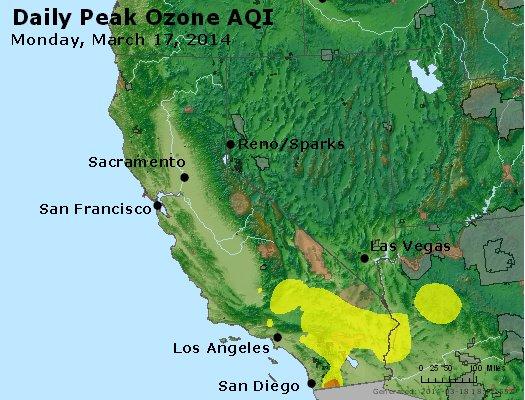 Peak Ozone (8-hour) - http://files.airnowtech.org/airnow/2014/20140317/peak_o3_ca_nv.jpg