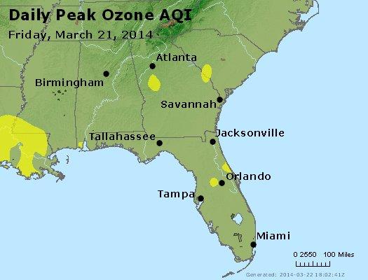 Peak Ozone (8-hour) - http://files.airnowtech.org/airnow/2014/20140321/peak_o3_al_ga_fl.jpg