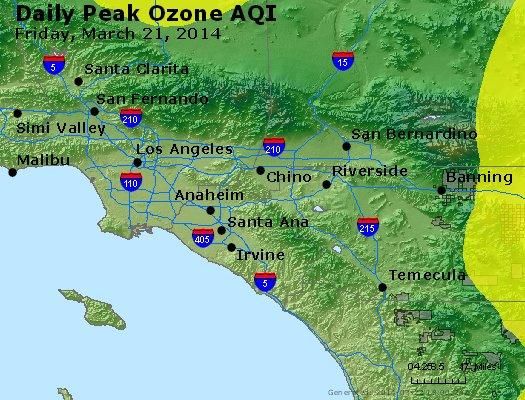 Peak Ozone (8-hour) - http://files.airnowtech.org/airnow/2014/20140321/peak_o3_losangeles_ca.jpg