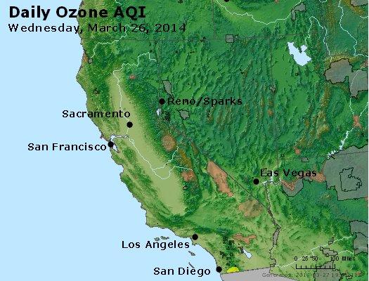 Peak Ozone (8-hour) - http://files.airnowtech.org/airnow/2014/20140326/peak_o3_ca_nv.jpg