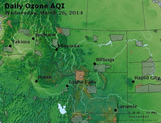 Peak Ozone (8-hour) - http://files.airnowtech.org/airnow/2014/20140326/peak_o3_mt_id_wy.jpg