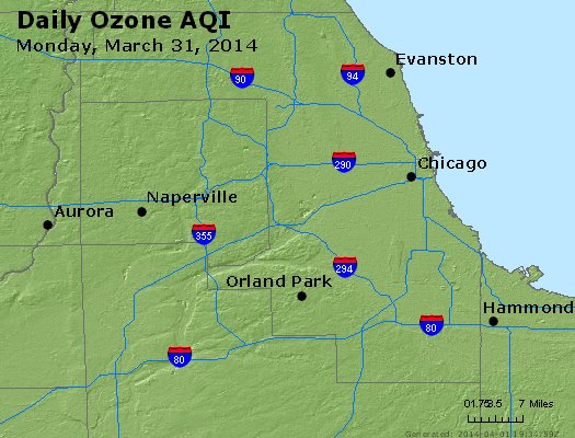 Peak Ozone (8-hour) - http://files.airnowtech.org/airnow/2014/20140331/peak_o3_chicago_il.jpg