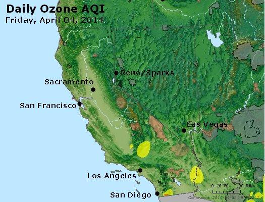 Peak Ozone (8-hour) - http://files.airnowtech.org/airnow/2014/20140404/peak_o3_ca_nv.jpg