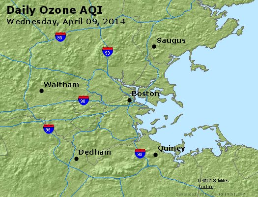 Peak Ozone (8-hour) - http://files.airnowtech.org/airnow/2014/20140409/peak_o3_boston_ma.jpg