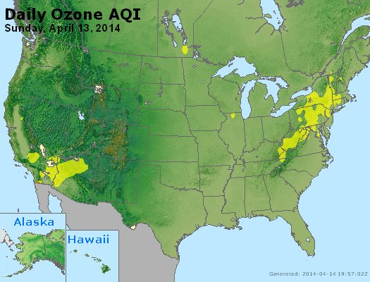Peak Ozone (8-hour) - http://files.airnowtech.org/airnow/2014/20140413/peak_o3_usa.jpg