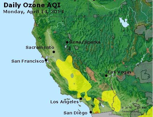 Peak Ozone (8-hour) - http://files.airnowtech.org/airnow/2014/20140414/peak_o3_ca_nv.jpg