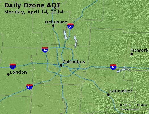 Peak Ozone (8-hour) - http://files.airnowtech.org/airnow/2014/20140414/peak_o3_columbus_oh.jpg