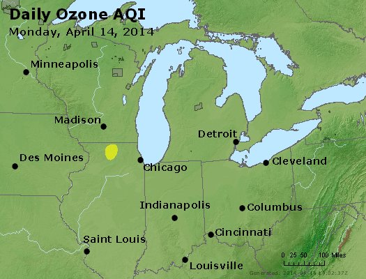 Peak Ozone (8-hour) - http://files.airnowtech.org/airnow/2014/20140414/peak_o3_mi_in_oh.jpg