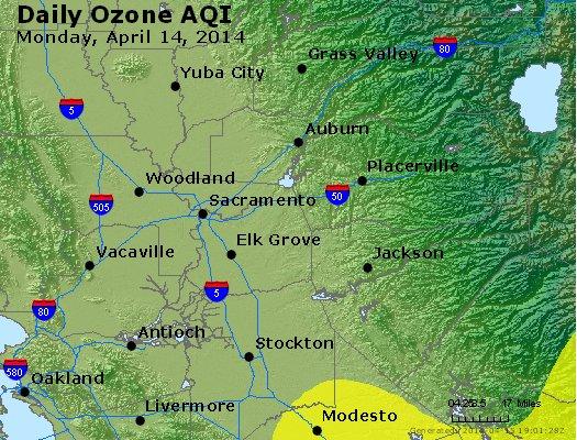 Peak Ozone (8-hour) - http://files.airnowtech.org/airnow/2014/20140414/peak_o3_sacramento_ca.jpg