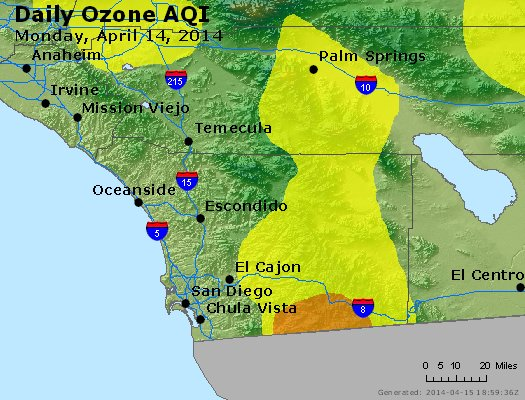 Peak Ozone (8-hour) - http://files.airnowtech.org/airnow/2014/20140414/peak_o3_sandiego_ca.jpg