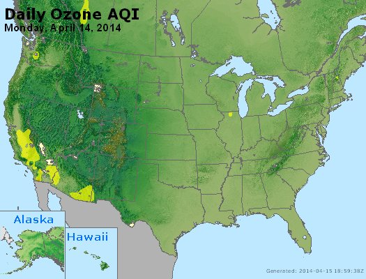 Peak Ozone (8-hour) - http://files.airnowtech.org/airnow/2014/20140414/peak_o3_usa.jpg
