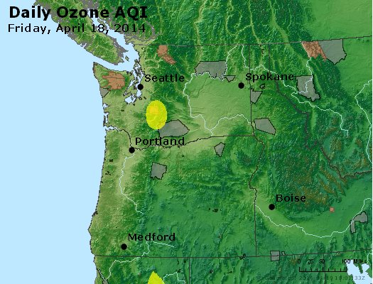 Peak Ozone (8-hour) - http://files.airnowtech.org/airnow/2014/20140418/peak_o3_wa_or.jpg