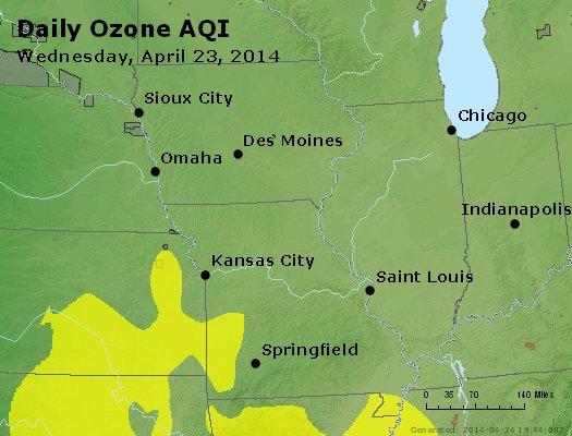Peak Ozone (8-hour) - http://files.airnowtech.org/airnow/2014/20140423/peak_o3_ia_il_mo.jpg