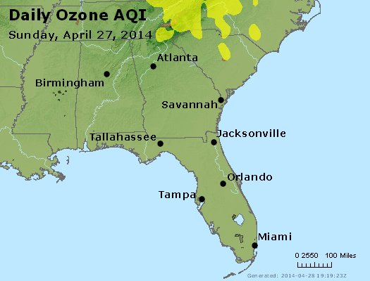 Peak Ozone (8-hour) - http://files.airnowtech.org/airnow/2014/20140427/peak_o3_al_ga_fl.jpg
