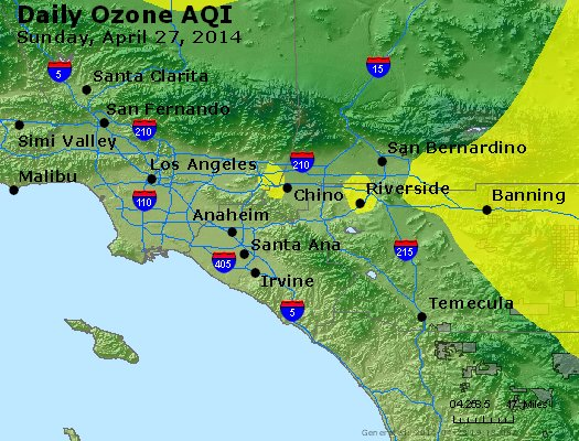 Peak Ozone (8-hour) - http://files.airnowtech.org/airnow/2014/20140427/peak_o3_losangeles_ca.jpg