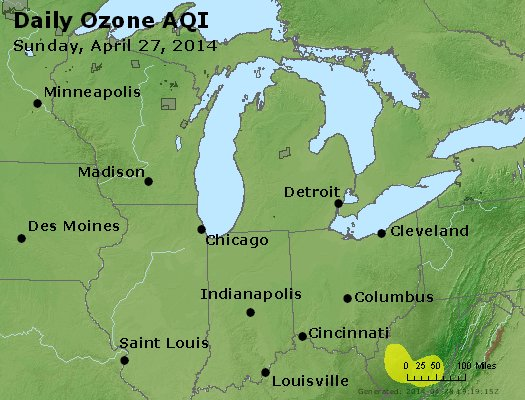 Peak Ozone (8-hour) - http://files.airnowtech.org/airnow/2014/20140427/peak_o3_mi_in_oh.jpg