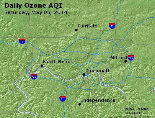 Peak Ozone (8-hour) - http://files.airnowtech.org/airnow/2014/20140503/peak_o3_cincinnati_oh.jpg