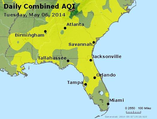 Peak AQI - http://files.airnowtech.org/airnow/2014/20140506/peak_aqi_al_ga_fl.jpg