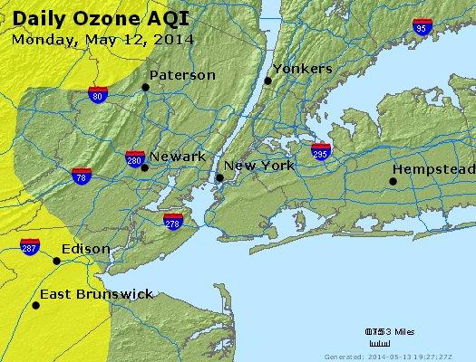 Peak Ozone (8-hour) - http://files.airnowtech.org/airnow/2014/20140512/peak_o3_newyork_ny.jpg