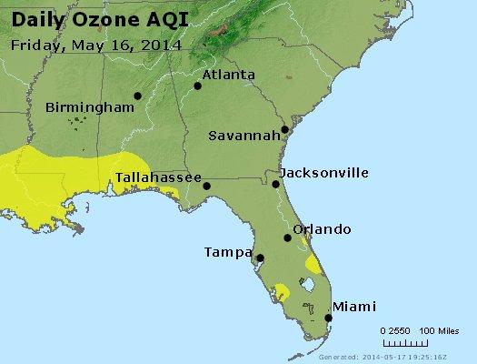 Peak Ozone (8-hour) - http://files.airnowtech.org/airnow/2014/20140516/peak_o3_al_ga_fl.jpg