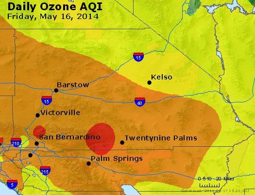 Peak Ozone (8-hour) - http://files.airnowtech.org/airnow/2014/20140516/peak_o3_sanbernardino_ca.jpg