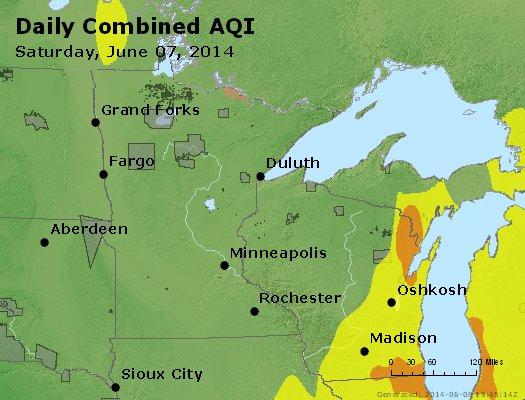 Peak AQI - http://files.airnowtech.org/airnow/2014/20140607/peak_aqi_mn_wi.jpg