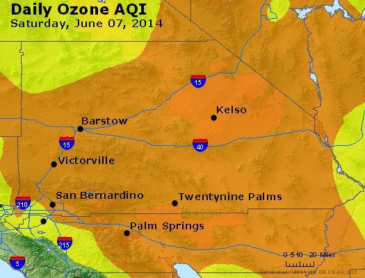 Peak Ozone (8-hour) - http://files.airnowtech.org/airnow/2014/20140607/peak_o3_sanbernardino_ca.jpg
