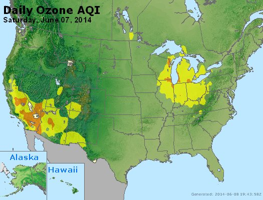 Peak Ozone (8-hour) - http://files.airnowtech.org/airnow/2014/20140607/peak_o3_usa.jpg
