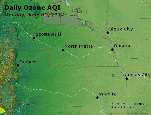 Peak Ozone (8-hour) - http://files.airnowtech.org/airnow/2014/20140609/peak_o3_ne_ks.jpg