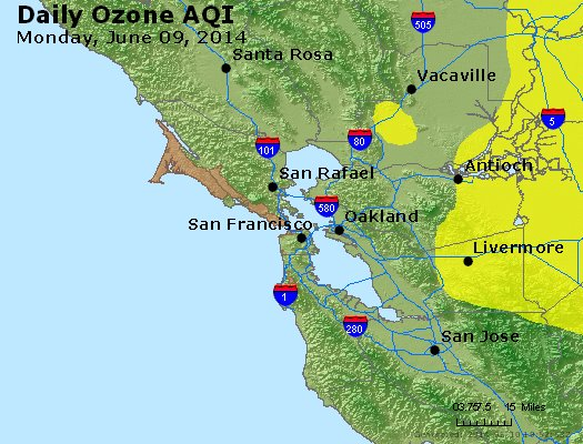 Peak Ozone (8-hour) - http://files.airnowtech.org/airnow/2014/20140609/peak_o3_sanfrancisco_ca.jpg