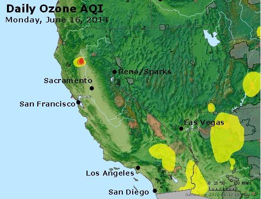 Peak Ozone (8-hour) - http://files.airnowtech.org/airnow/2014/20140616/peak_o3_ca_nv.jpg