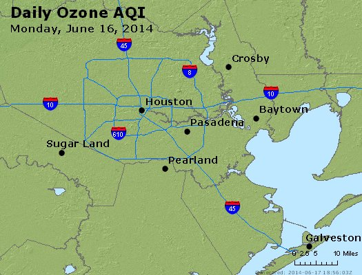 Peak Ozone (8-hour) - http://files.airnowtech.org/airnow/2014/20140616/peak_o3_houston_tx.jpg