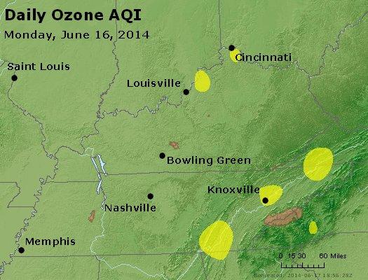 Peak Ozone (8-hour) - http://files.airnowtech.org/airnow/2014/20140616/peak_o3_ky_tn.jpg