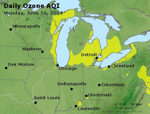 Peak Ozone (8-hour) - http://files.airnowtech.org/airnow/2014/20140616/peak_o3_mi_in_oh.jpg
