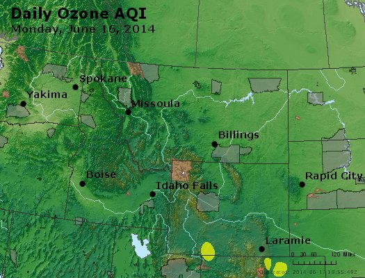 Peak Ozone (8-hour) - http://files.airnowtech.org/airnow/2014/20140616/peak_o3_mt_id_wy.jpg