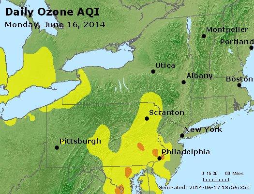 Peak Ozone (8-hour) - http://files.airnowtech.org/airnow/2014/20140616/peak_o3_ny_pa_nj.jpg